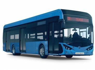 """""""Temsa"""" pristatė du elektrinių autobusų modelius"""