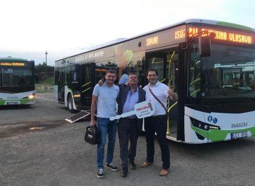 Palangoje – Baltijos šalyse dar nematytas autobusas