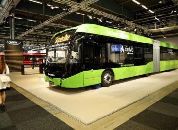 VDL elektriniai autobusai – Švedijos Helsingborgui