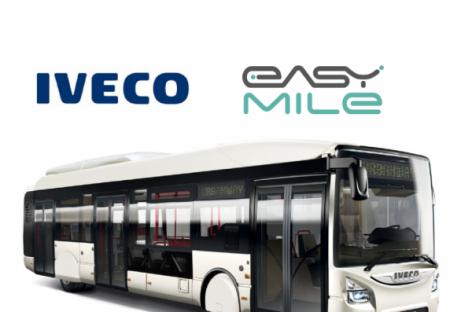 IVECO savivaldžio autobuso projektas – jau netrukus