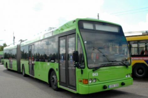 Nuo 2019 m. birželio 25 d. keičiami autobusų ir troleibusų eismo tvarkaraščiai
