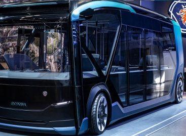 """""""Scania"""" kuria originalią viešojo transporto koncepciją"""