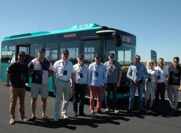 """Keleivių vežėjai Miunchene išbandė naują """"Karsan Atak Electric"""""""