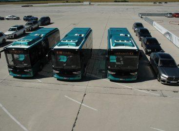 Turkijos koncerno ir BMW bendradarbiavimas tęsiasi: pristatytas dar vienas elektrinis autobusas