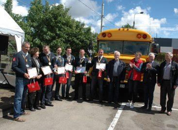 Paaiškėjo geriausi autobusų ir troleibusų vairuotojai