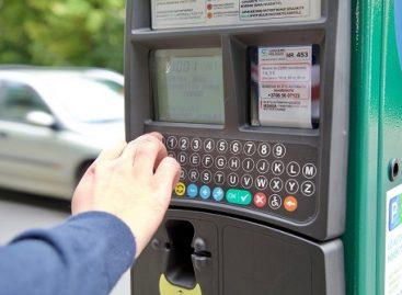 Vilniuje atnaujinami parkomatai – nuo šiol patogesni vairuotojui