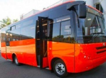 ZAZ pristatė naują tarpmiestinį autobusą