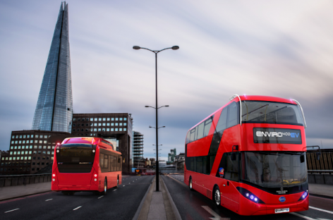 BYD & ADL – didžiausi elektrinių autobusų tiekėjai Didžiajai Britanijai