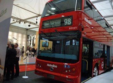 Airija įsigis 600 hibridinių dviaukščių autobusų
