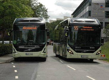 Geteborgui – 160 elektrinių autobusų