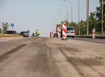 Bus atnaujinta 8 km Geležinio Vilko gatvės Vilniuje – driekiasi per 6 sostinės rajonus