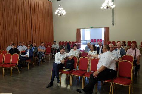 Keleivių vežėjų susitikime Jonavoje – apie naują leidimų išdavimo tvarką