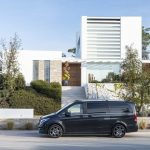 Die neue Mercedes-Benz V-Klasse und Marco Polo, Sitges/Spanien 2019