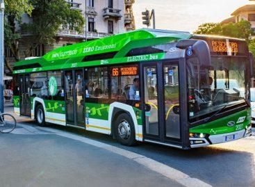 """Milane – 250 elektrinių """"Solaris"""""""