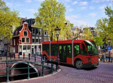 """""""Busworld Europe"""" parodoje – elektrinis """"Tribus Movitas"""""""