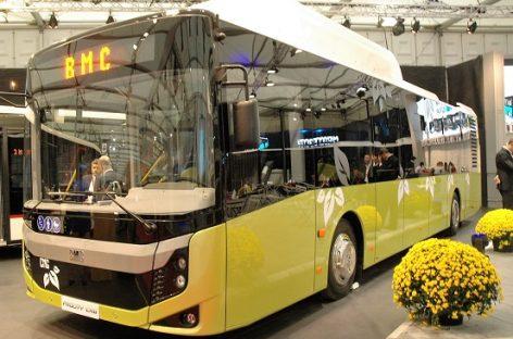 Baku – šimtai naujų autobusų