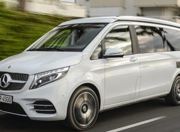 """Nauja """"Mercedes-Benz"""" """"Marco Polo"""" gama keičia suvokimą apie prabangius kemperius"""
