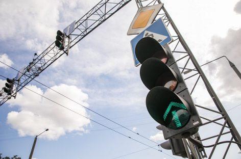 Geležinio Vilko – Ukmergės g. sankryža sostinėje taps saugesnė pėstiesiems