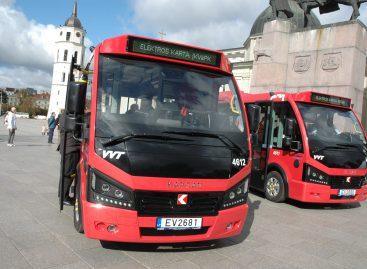 Vilniaus senamiestyje neliks tranzito, daugės viešojo transporto  maršrutų