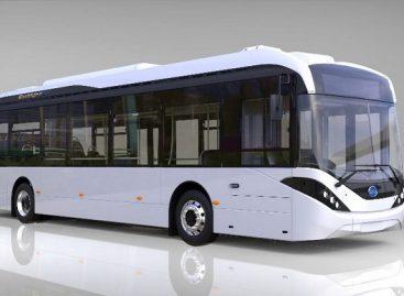"""BYD ir """"Alexander Denis Limited"""" (ADL) pristatė atnaujintą elektrinį """"Enviro200EV"""""""