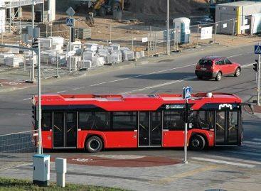 Vilniuje perkeliama Padekaniškių viešojo transporto stotelė