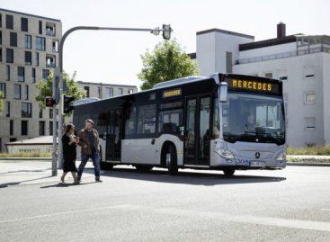 """""""Mercedes-Benz"""" pardavė Bukareštui 130 hibridinių """"Citaro"""""""