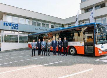 """""""IVECO Bus"""" pasiekimas – užsakovui pristatytas 40 000-asis """"Crossway"""""""