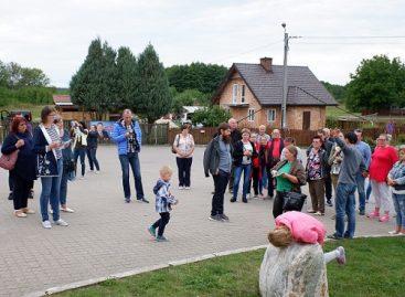 """Bendrovės """"Kauno autobusai"""" darbuotojai lankėsi Lenkijoje"""