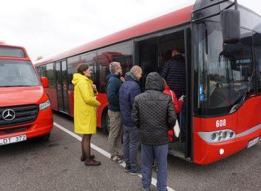 Kauno viešajame transporte – žmonėms su specialiaisiais poreikiais skirta bilietų ženklinimo sistema