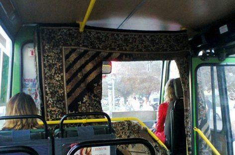 Keistenybės viešajame transporte
