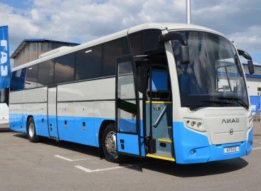 Rusiški turistiniai autobusai gimtinėje nėra populiarūs