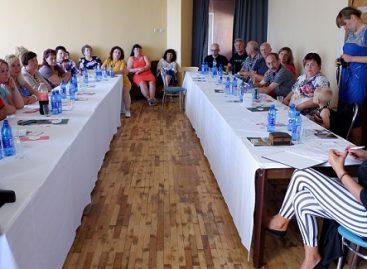 Profesinių sąjungų seminare Šventojoje – apie svarbiausius dalykus