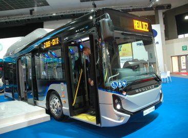 Vieną kartą įkrautomis baterijomis IVECO elektrinis autobusas nuvažiavo daugiau nei 500 kilometrų