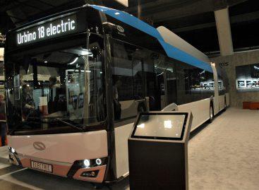 "Vengrijos Pakšo miestas perka dešimt elektrinių ""Solaris"""