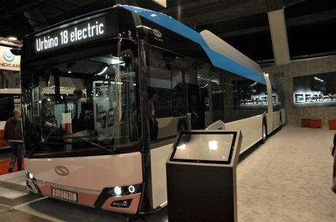 Pusė Liublino transporto priemonių 2021-aisiais bus su nuline teršalų emisija