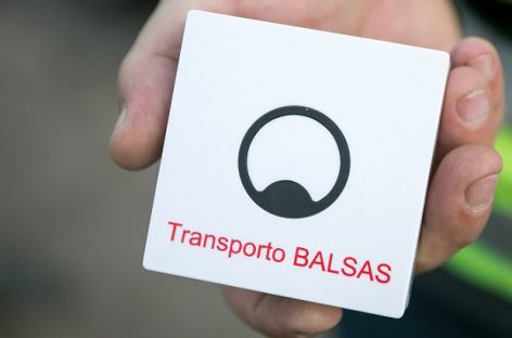 Jau netrukus Vilniuje – viešojo transporto programėlė regėjimo negalią turintiems keleiviams