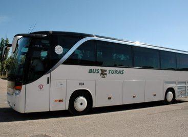"""""""Busturo"""" tarpmiestinių maršrutų autobusų eismo pakeitimai"""
