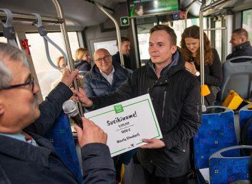 Kauno viešojo transporto keleiviams – galimybė laimėti solidžius prizus