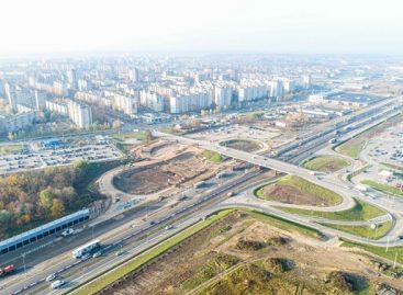 """Magistralėje Vilnius–Kaunas–Klaipėda eismas rekonstruota """"Megos"""" sankryža ties Kaunu bus leidžiamas jau šiemet"""
