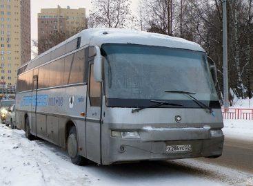 Turistinis PAZ – vienas įdomesnių rusiškų autobusų