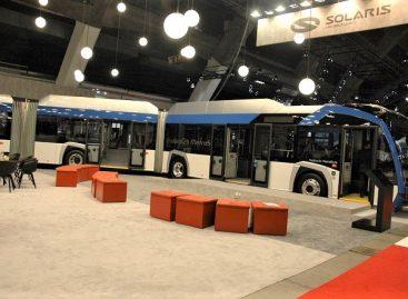 """""""Busworld Europe"""": alternatyvūs degalai ir autobusai be veidrodžių"""