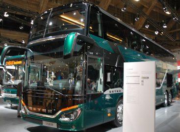 """""""Busworld Europe"""" – trys apdovanojimai """"Daimler"""" koncerno autobusams"""
