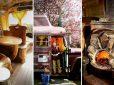 Septyniasdešimtmetis pardavė namus ir įsikūrė autobuse