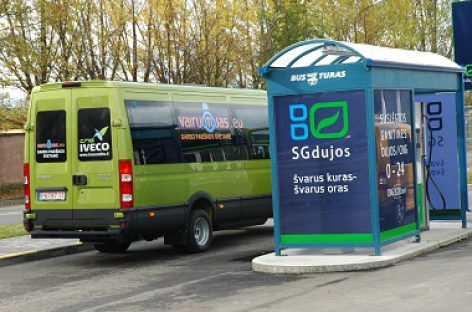 Biržai nebepirks ekologiškų autobusų