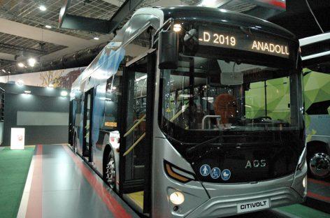 Elektriniai autobusai – dar viename Lietuvos mieste