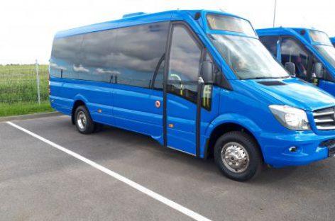 Naujuosiuose Klaipėdos autobusuose – vidinės švieslentės
