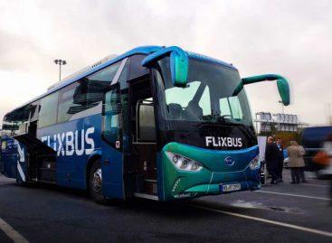 """""""Flixbus"""": elektriniai autobusai tarpmiesčio maršrutuose Vokietijoje nepasiteisino"""