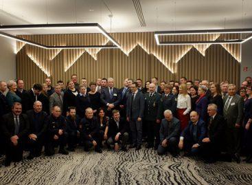 Lietuvos teisėsaugos pareigūnų Federacijos įkūrimo 20-mečio minėjimas