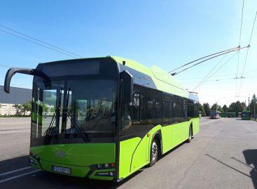 Pasirašyta 17,5 mln. eurų paskola Kauno viešajam transportui modernizuoti