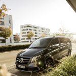 MBUX jetzt auch für die Mercedes-Benz V-KlasseMBUX now also for the Mercedes-Benz V-Class